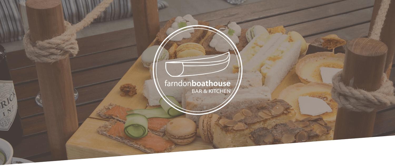 Afternoon Tea Farndon Boathouse