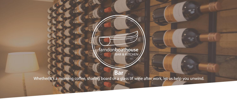 Farndon Boathouse Bar