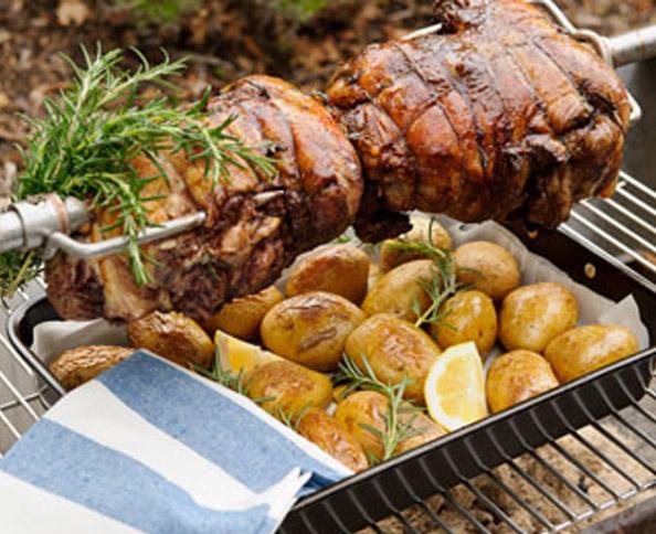Luxury Lamb Roast