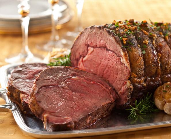 Succulent Beef Roast