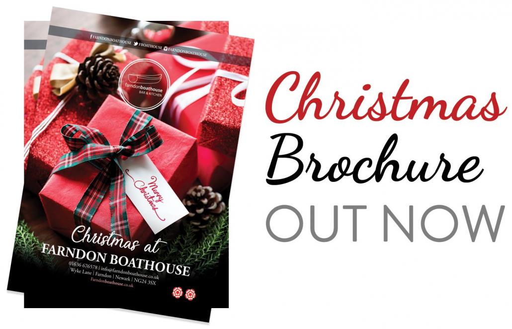 Farndon Boathouse Christmas Brochure